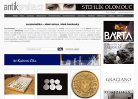 mince-numismatika.antikpraha.cz