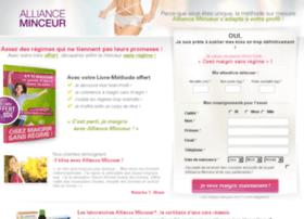 mincir-sans-regime.alliance-minceur.com