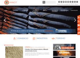 mincomercio.gov.co
