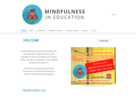mindfuleducation.com.au