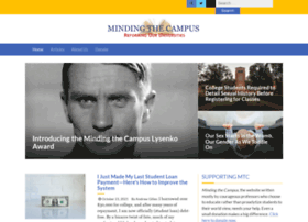 mindingthecampus.org