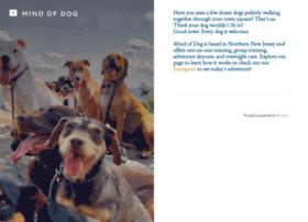 mindofdog.com