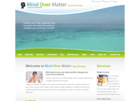 mindover-matter.co.uk
