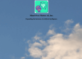 mindovermatterai.org