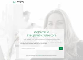 mindpowercourse.com