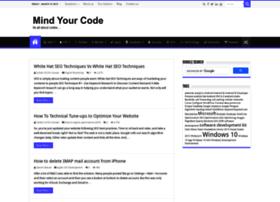 mindyourcode.com