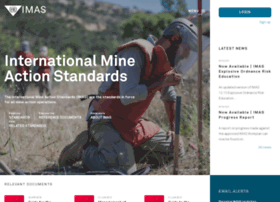 mineactionstandards.org