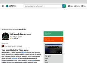 minecraft-beta.en.softonic.com