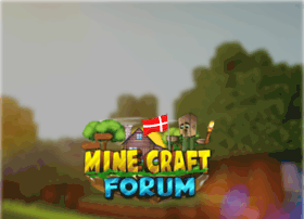 minecraft-forum.dk