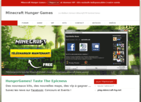 minecraft-hungergames.net
