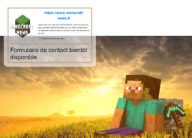 minecraft-news.fr