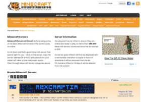 minecraft-server-list.com