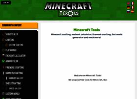 minecraft.tools