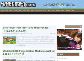 minecraftdata.com