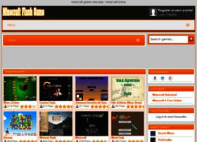 minecraftflashgame.com