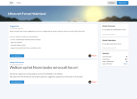 minecraftforum.nl