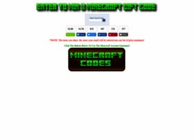 minecraftgiftcards.com