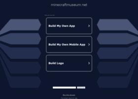 minecraftmuseum.net