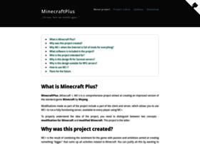 minecraftplus.org