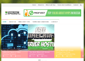 minecraftserverhostingfree.com