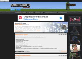 minecraftupdates.com