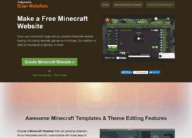 minecraftwebsites.com