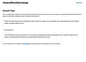 minecraftworldexchange.com