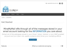 minemymail.com