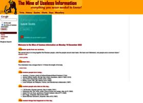 mineofuseless.info