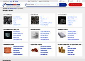 mineral-metals.exportersindia.com