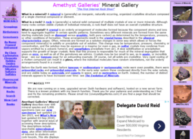 mineral.galleries.com