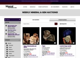 mineralauctions.com