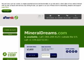 mineraldreams.com