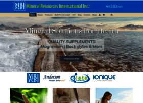 mineralresourcesint.com