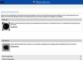 minerals.net
