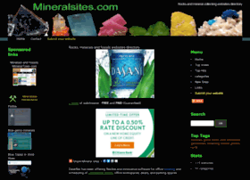 mineralsites.com