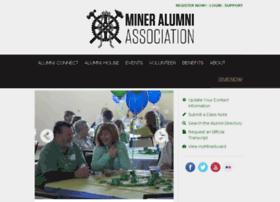 mineralumni.com
