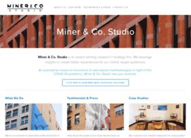 minerandcostudio.com