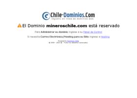 mineroschile.com