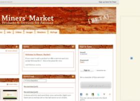 miners-market.mixxt.com