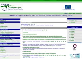 minervaeurope.org