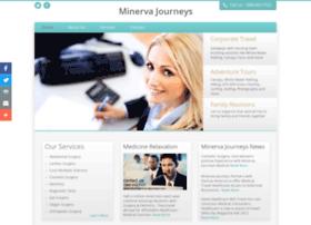 minervajourneys.com