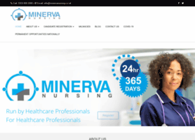 minervanursing.co.uk