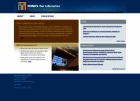 minesforlibraries.org