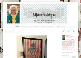 minettesmaze.blogspot.com
