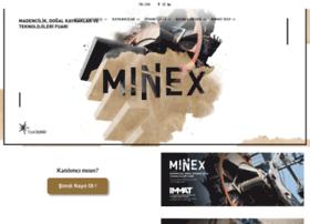 minex.izfas.com.tr