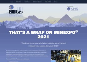 minexpo.com