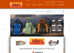 minexproducts.com