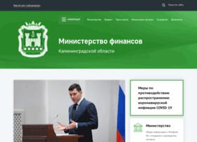 minfin39.ru