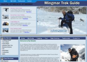 mingmartrekguide.com
